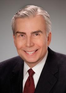 portrait of Paul Byron Hill