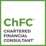 ChFC - Chartered Financial Consultant logo