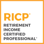 RICP - Retirement Income Certified Professional logo