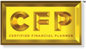 Certified Financial Planner logo image